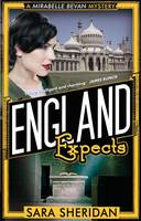 Cover for England Expects by Sara Sheridan