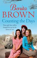 Cover for Counting the Days by Benita Brown