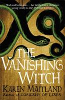 Cover for The Vanishing Witch by Karen Maitland