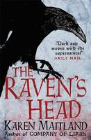 Cover for The Raven's Head by Karen Maitland
