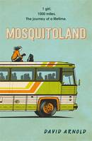 Cover for Mosquitoland by David Arnold