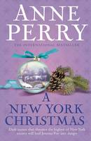 Cover for A New York Christmas by Anne Perry