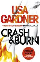 Cover for Crash & Burn by Lisa Gardner