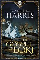 Cover for The Gospel of Loki by Joanne Harris