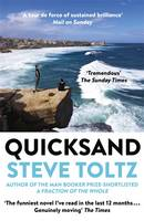 Cover for Quicksand by Steve Toltz