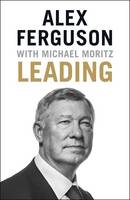 Cover for Leading by Alex Ferguson