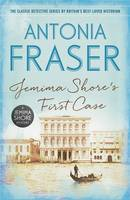 Cover for Jemima Shore's First Case A Jemima Shore Mystery by Antonia Fraser