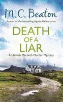 Cover for Death of a Liar by M. C. Beaton