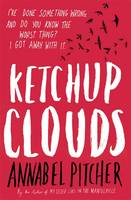 Cover for Ketchup Clouds by Annabel Pitcher