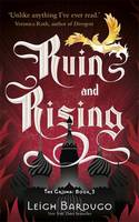 Cover for Ruin and Rising by Leigh Bardugo