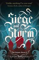 Cover for Siege and Storm by Leigh Bardugo