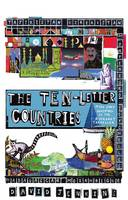 Cover for The Ten-Letter Countries More Zany Adventures of The Alphabet Traveller by David Jenkins