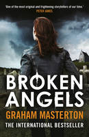 Cover for Broken Angels by Graham Masterton