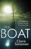 Cover for The Boat by Clara Salaman