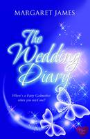 Cover for The Wedding Diary by Margaret James