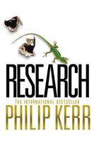 Cover for Research by Philip Kerr