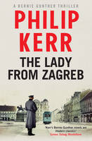Cover for The Lady from Zagreb by Philip Kerr