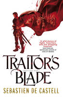 Cover for Traitor's Blade by Sebastien de Castell