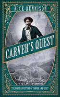 Cover for Carver's Quest by Nick Rennison