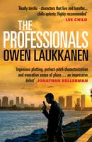 Cover for The Professionals by Owen Laukkanen