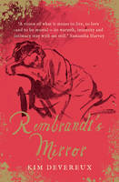 Cover for Rembrandt's Mirror by Kim Devereux