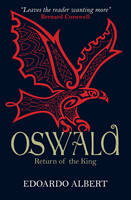 Cover for Oswald: Return of the King by Edoardo Albert