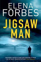 Cover for Jigsaw Man by Elena Forbes
