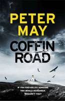 Cover for Coffin Road by Peter May