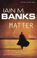 Cover for Matter by Iain M. Banks