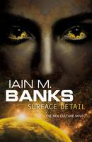 Cover for Surface Detail by Iain M. Banks