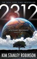 Cover for 2312 by Kim Stanley Robinson
