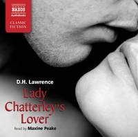 Cover for Lady Chatterley's Lover : Abridged Audiobook by D. H. Lawrence