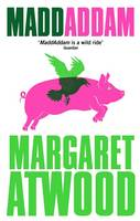 Cover for MaddAddam by Margaret Atwood