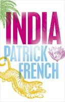 Cover for India A Portrait by Patrick French