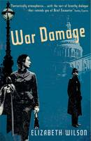 Cover for War Damage by Elizabeth Wilson
