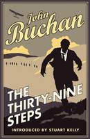 Cover for The Thirty-nine Steps by John Buchan