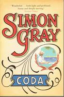 Cover for Coda by Simon Gray
