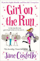 Cover for Girl on the Run by Jane Costello