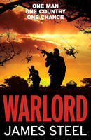 Cover for Warlord by James Steel