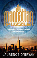 Cover for The Manhattan Puzzle by Laurence O'Bryan
