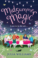 Cover for Midsummer Magic by Julia Williams
