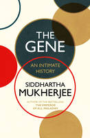 Cover for The Gene An Intimate History by Siddhartha Mukherjee