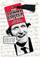 Cover for The Tommy Cooper Joke Book by Tommy Cooper