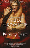 Cover for Burning Dawn by Gena Showalter