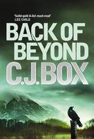 Cover for Back of Beyond by C. J. Box