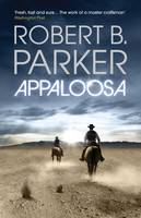 Cover for Appaloosa by Robert B. Parker
