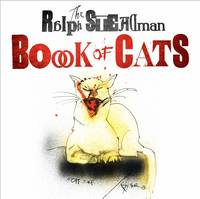 Cover for The Ralph Steadman Book of Cats by Ralph Steadman