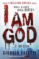 Cover for I am God by Giorgio Faletti