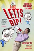 Cover for Letts Rip! by Quentin Letts