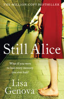 Cover for Still Alice by Lisa Genova